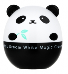 Rozjaśniający krem do twarzy - Panda's Dream - White Magic Cream