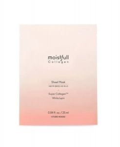 Maska kolagenowa - Moistfull Collagen Sheet Mask